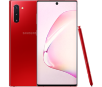 Samsung Galaxy Note 10 256GB (красный)