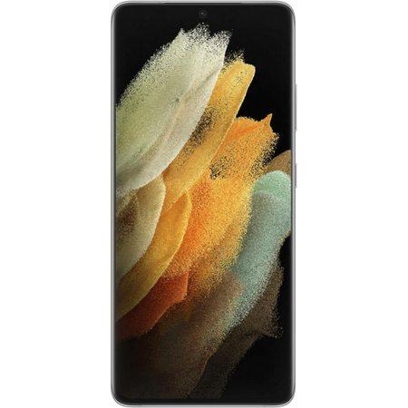 Смартфон Samsung Galaxy S21 Ultra 5G 12/128GB (серебряный фантом)