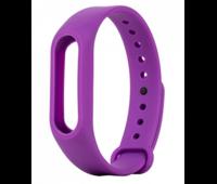Ремешок для фитнес браслета Xiaomi Mi Band 2 Purple