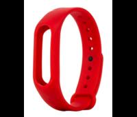Ремешок для фитнес браслета Xiaomi Mi Band 2 Red
