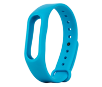 Ремешок для фитнес браслета Xiaomi Mi Band 2 Blue