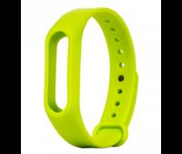 Ремешок для фитнес браслета Xiaomi Mi Band 2 Green