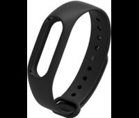 Ремешок для фитнес браслета Xiaomi Mi Band 2 Black