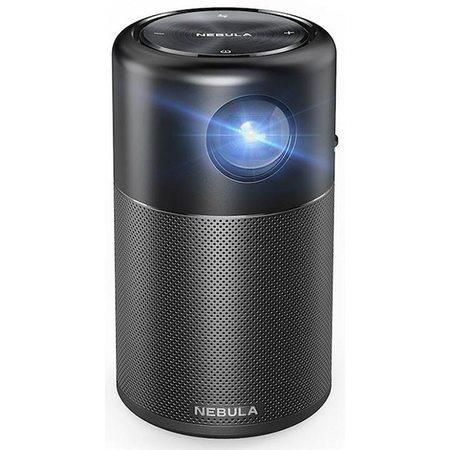 Портативный проектор Nebula Capsule Projector