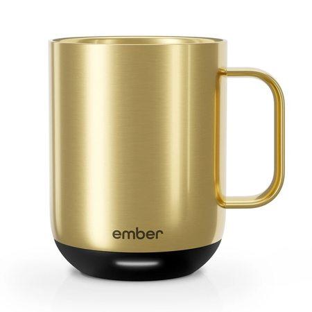 Умная кружка Ember Ceramic Mug 295ml Metallic Collection (Gold Edition)