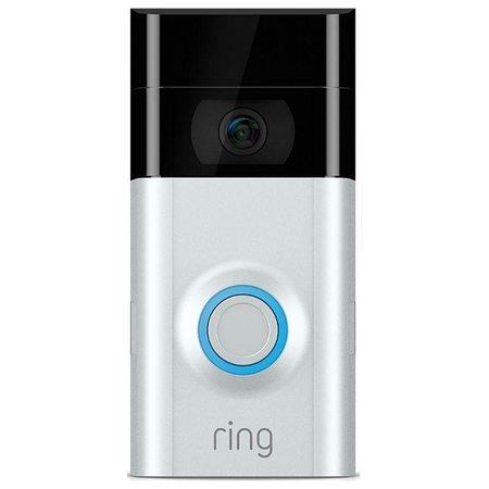 Беспроводной видеозвонок Ring Video Doorbell 2 8VR1S7-0EU0