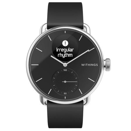 Умные часы Withings ScanWatch 38mm Black