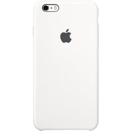 Силиконовый чехол для iPhone6/6s, белый цвет