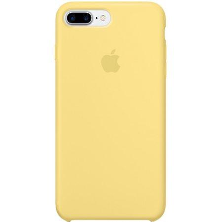Силиконовый чехол дляiPhone7/8Plus, цвет «жёлтая пыльца»