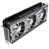 Видеокарта Palit GeForce RTX 3070 GameRock 8GB (NE63070019P2-1040G), Retail
