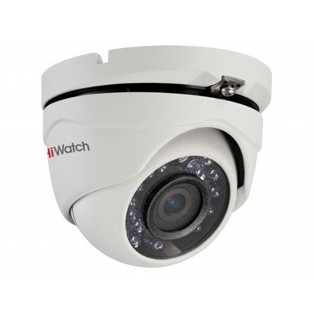 Видеокамера HiWatch DS-T203 (B) (2.8 mm)