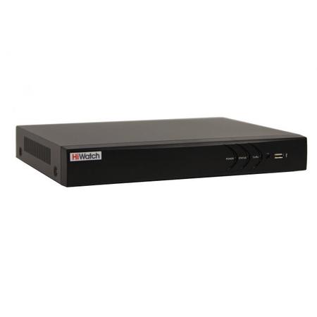 Видеорегистратор HiWatch DS-N316/2P (B)