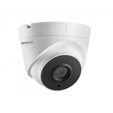 Купольная HD-TVI видеокамера HiWatch DS-T203P (3.6 mm)