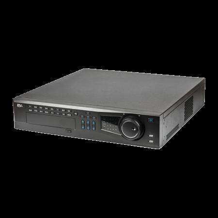 IP Видеорегистратор RVI-IPN64/8-4K V.2
