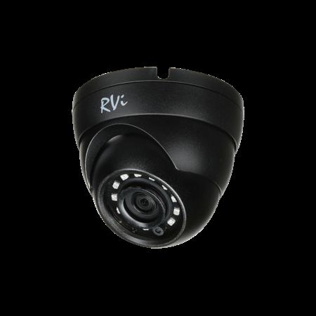 IP Камера RVI-1NCE2060 (2.8) Black
