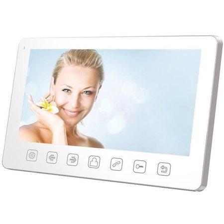 Видеодомофон Tantos Amelie Slim (White)