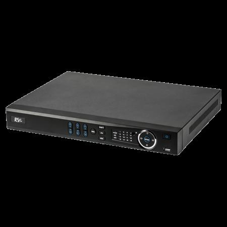 IP Видеорегистратор RVI-IPN16/2-PRO-4K