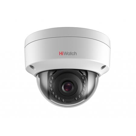 Уличная Купольная IP-камера HiWatch DS-I102 (2.8mm)