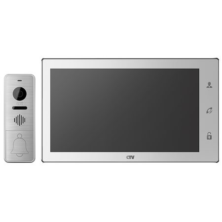 Комплект видеодомофона CTV-DP4106AHD