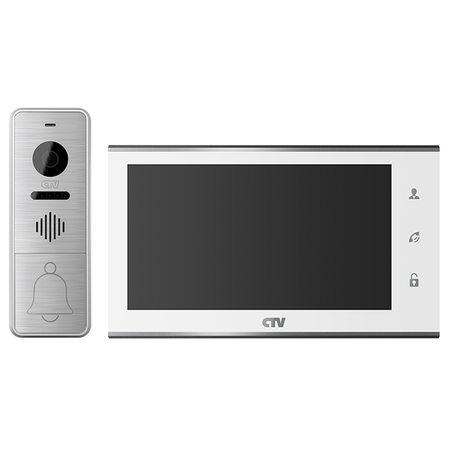 Комплект видеодомофона CTV-DP4705AHD