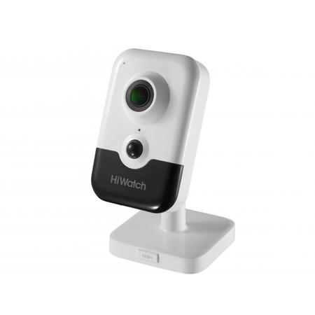 IP Видеокамера Hiwatch DS-I214W(B) (4 mm)